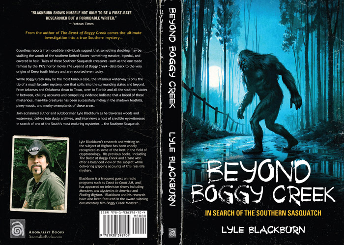Beyond Boggy Creek Book - Click to Close