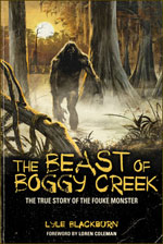 The Beast of Boggy Creek Book