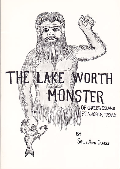 The Lake Worth Monster Book - Click to Close