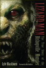 Lizard Man Book