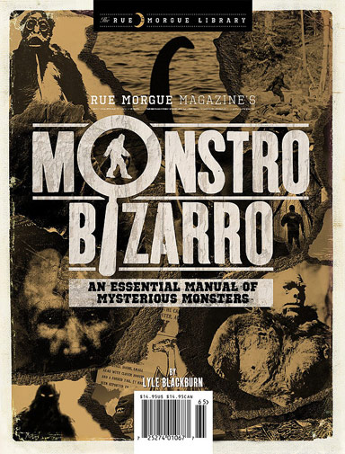 Monstro Bizarro Book - Click to Close