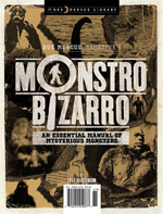 Monstro Bizarro Book