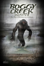 Boggy Creek Monster DVD