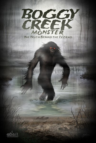 Boggy Creek Monster DVD - Click to Close