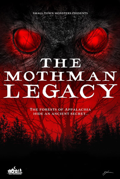 The Mothman Legacy DVD - NEW! - Click to Close