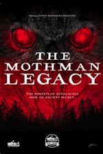 The Mothman Legacy DVD - NEW!