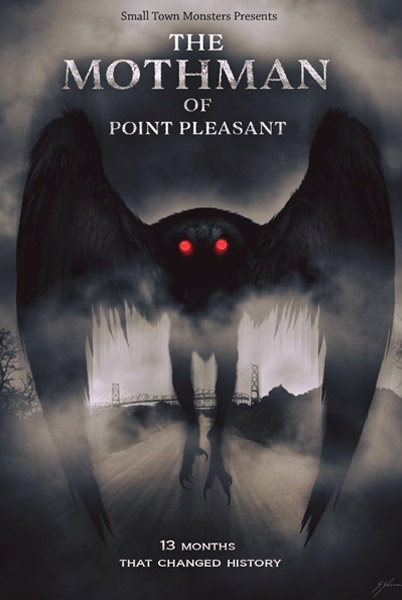 Mothman of Point Pleasant DVD - Click to Close