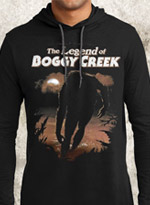 Legend of Boggy Creek Hooded Longsleeve