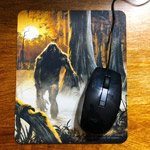 Beast of Boggy Creek Mousepad