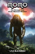 Missouri Monster Book Cover Poster