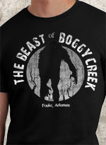 Beast of Boggy Creek Icon Shirt