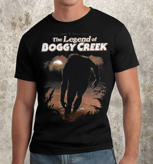 Legend of Boggy Creek Shirt - Click to Close