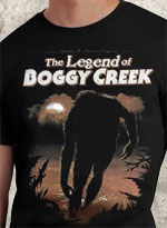 Legend of Boggy Creek Shirt